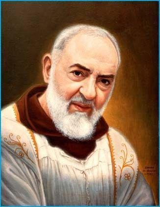 Prière par l'intercession de St. Padre Pio