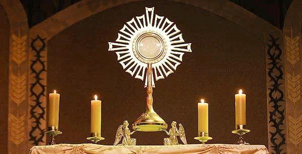 Litanies du Saint Sacrement